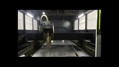 通达物流机器:引进新设备 生产新发展