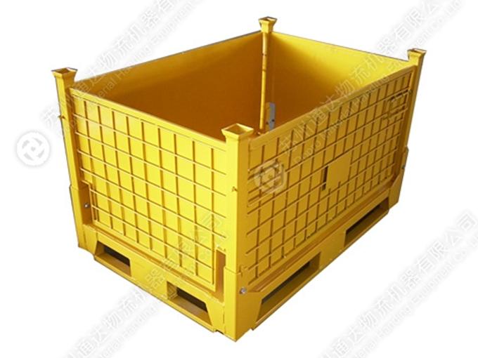 苏州通达物流可为客户非标定制金属周转设备