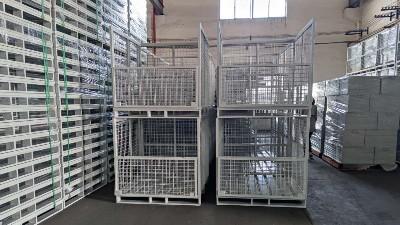 金属周转箱与其他不同箱体结构的比较