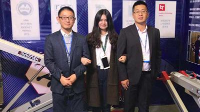苏州通达物流机器有限公司日本东京国际物流设备展载誉而归