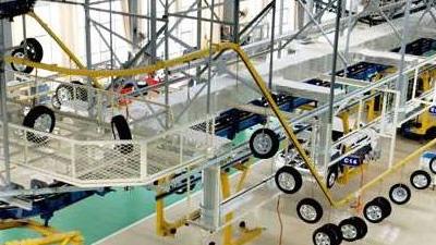 苏州通达物流机器浅析:汽车零部件包装行业发展趋势