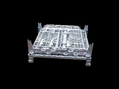 折叠镀锌网箱