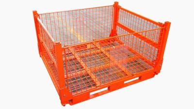 金属网箱如何成为仓储中的翘楚