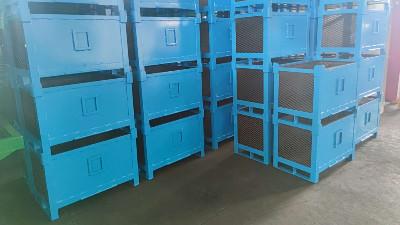 金属周转箱为你带来六大仓储管理的要点