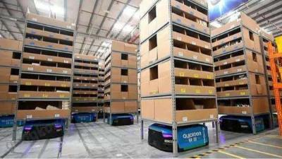 AGV货架让智能仓库遍布在你身边