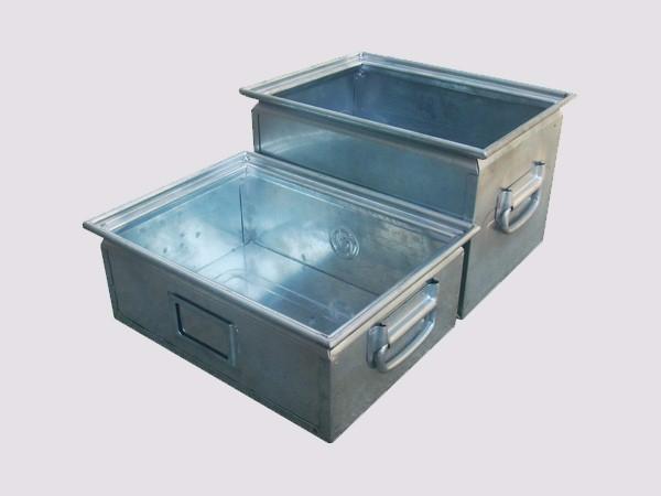 金属零件盒