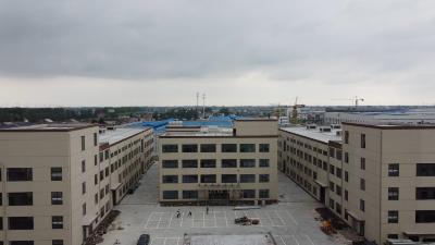 苏州通达南通新工厂将投入使用
