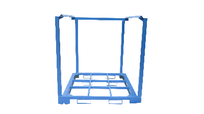 当堆垛架在冷库应用中生锈,应该怎么做?