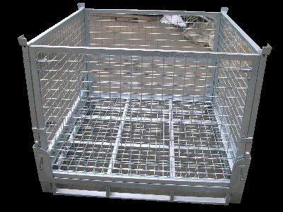 澳洲电镀锌网箱