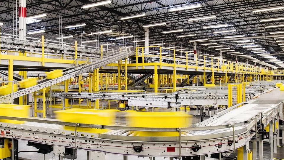 中久物流有限公司-通达物流机器客户案例