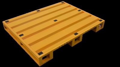 现代仓储物流行业中钢托盘的应用